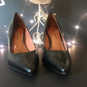 Christian Sirano Payless Shoes Black Pumps